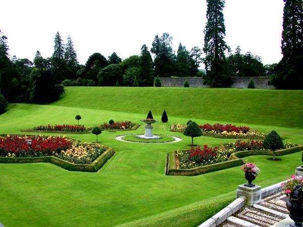 Powerscourt Garden - Ireland - Gardens, Parks, Squares and Open ...