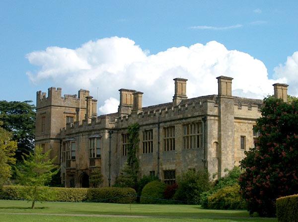 sudeley castle england