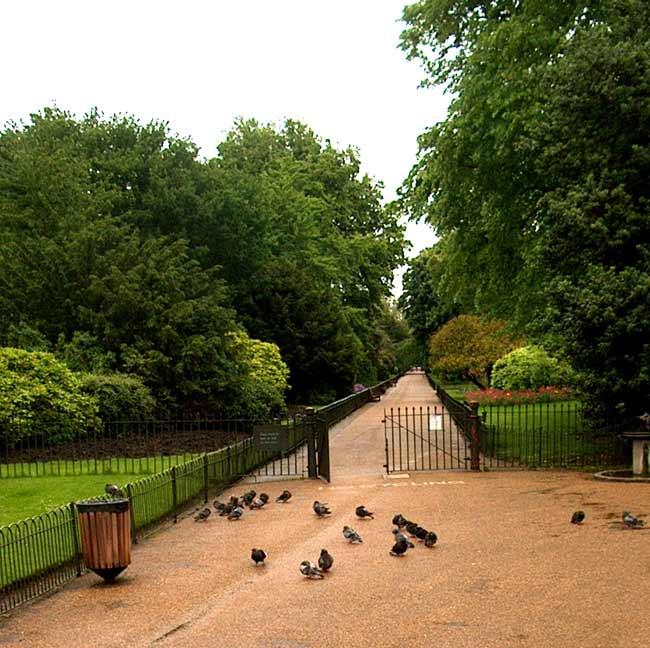 Image gallery kensington park london england for Kensington park