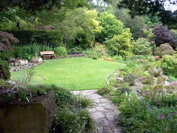 Branklyn Garden - Scotland - Gardens, Parks, Squares and Open Spaces ...