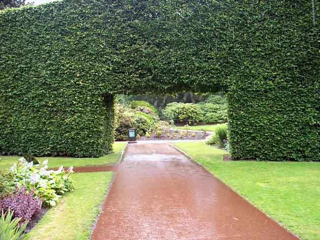 Royal Botanical Garden In Edinburgh Scotland Gardens Parks Squares And Open Spaces