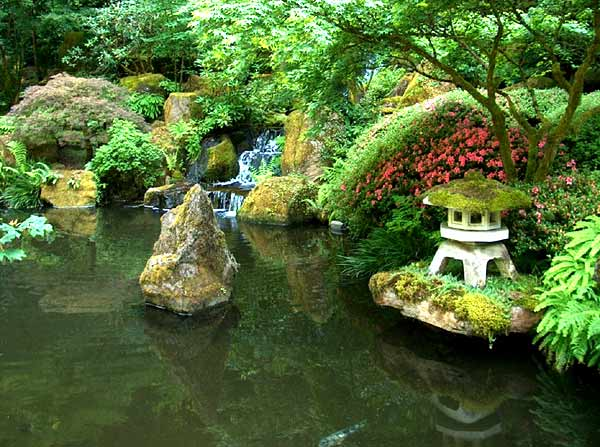Portland Japanese Garden - USA - Gardens Parks Squares And Open Spaces - Presented By ...
