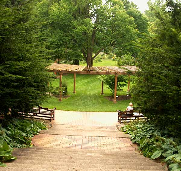 Beal Botanical Gardens At Michigan State University Usa Gardens Parks Squares And Open