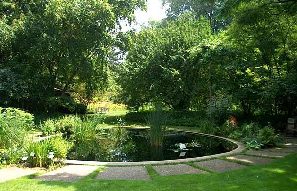 Botanical gardens in michigan for University of michigan botanical gardens