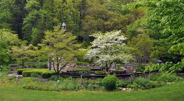 Fernwood Botanical Garden Usa Gardens Parks Squares And Open Spaces Presented By