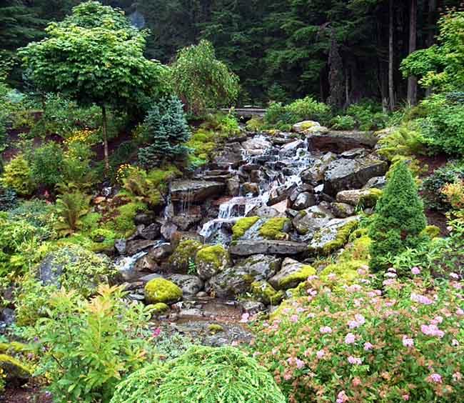Glacier Gardens Usa Gardens Parks Squares And Open